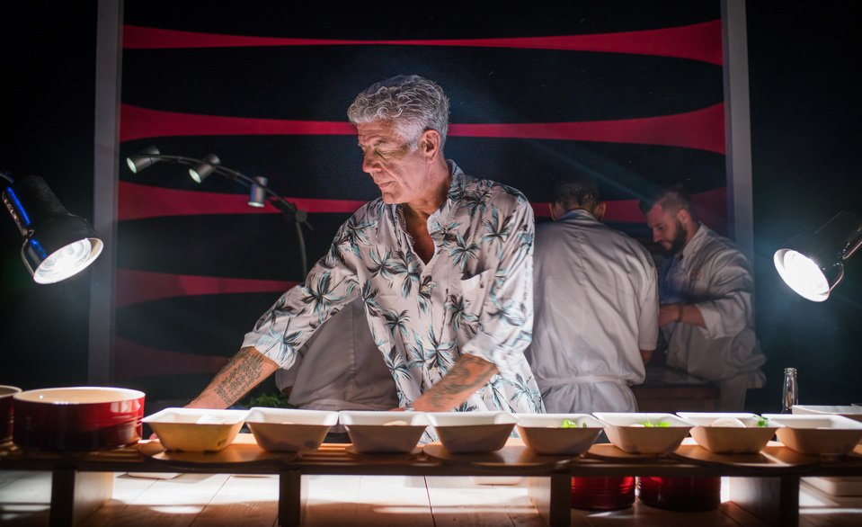 Anthony Bourdain & His Unknown Struggles